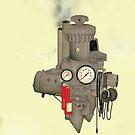 The Machine by kaligraf