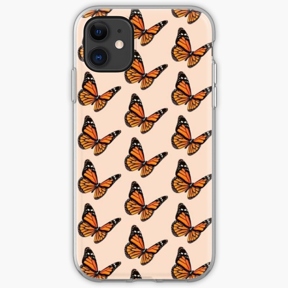Butterfly Wallpaper Iphone Case Cover By Kmccord12 Redbubble