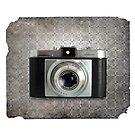 iLoca 35mm Camera Vintage Black and White by RetroArtFactory