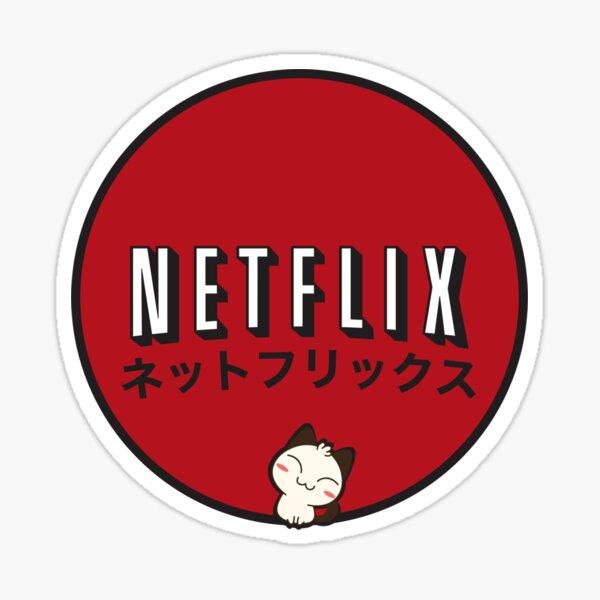 Netflix Japan Sticker