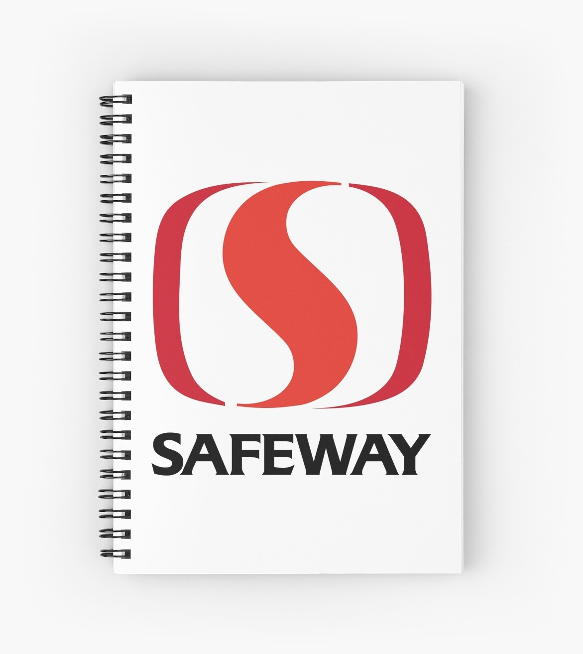 Safeway spiral notebooks by nikhorne redbubble safeway by nikhorne buycottarizona