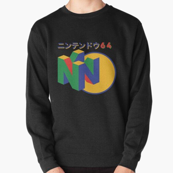 Nintendo 64 Japanese version Pullover Sweatshirt