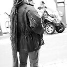 peoplescapes #260, serious dreads by stickelsimages