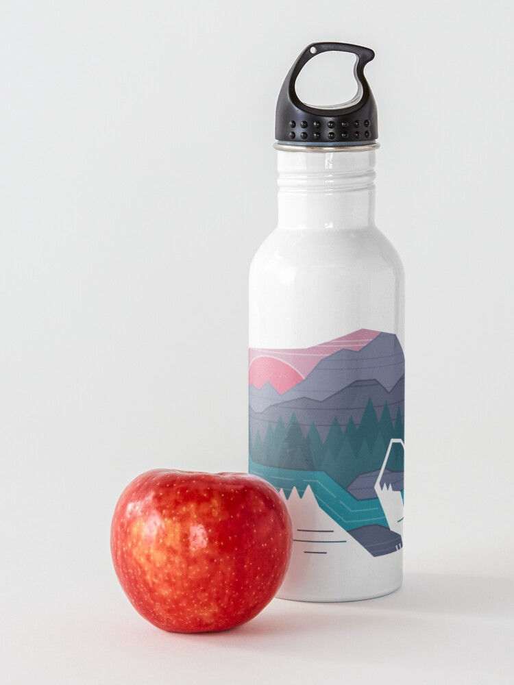 Alternate view of Bear Country Water Bottle