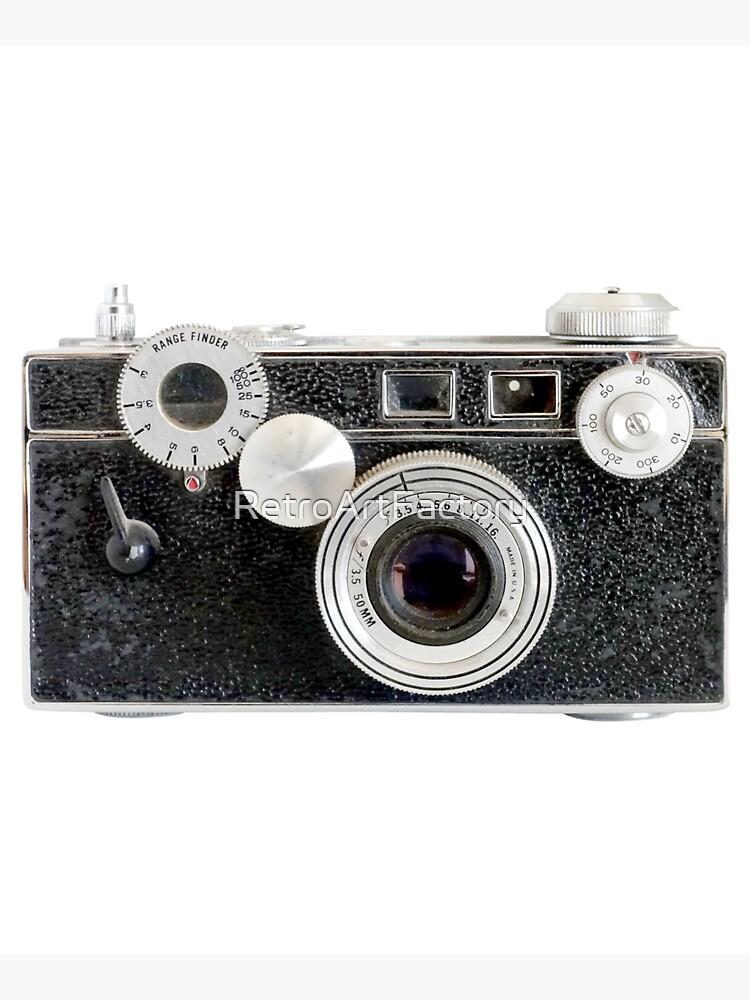 Argus Camera #2 by RetroArtFactory