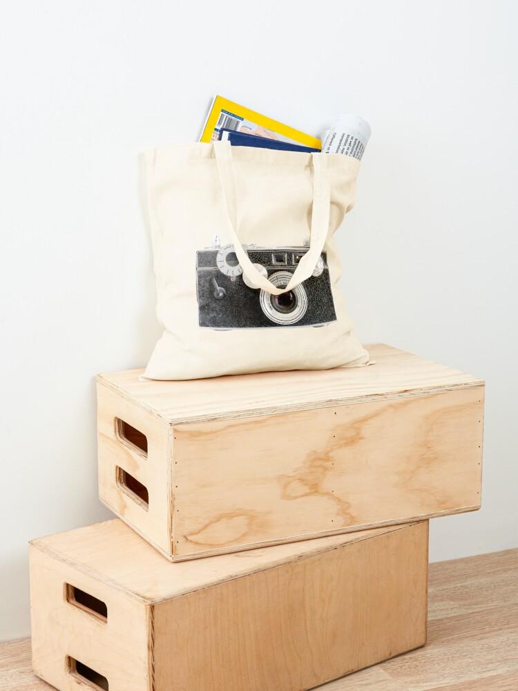Alternate view of Argus Camera #2 Tote Bag