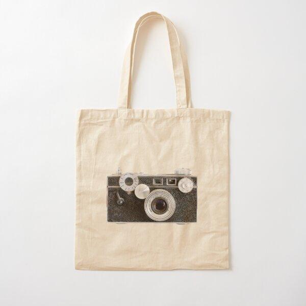 Argus Camera #2 Cotton Tote Bag