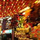 Amusement Park Concession Stand by fernando