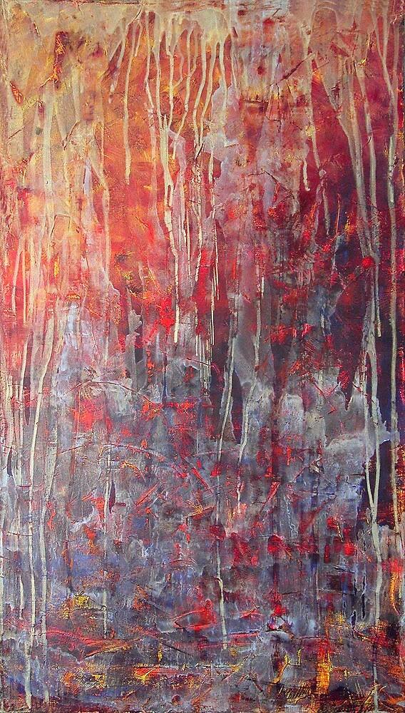 Foolish Fire ~ Healing Fire by painterlady