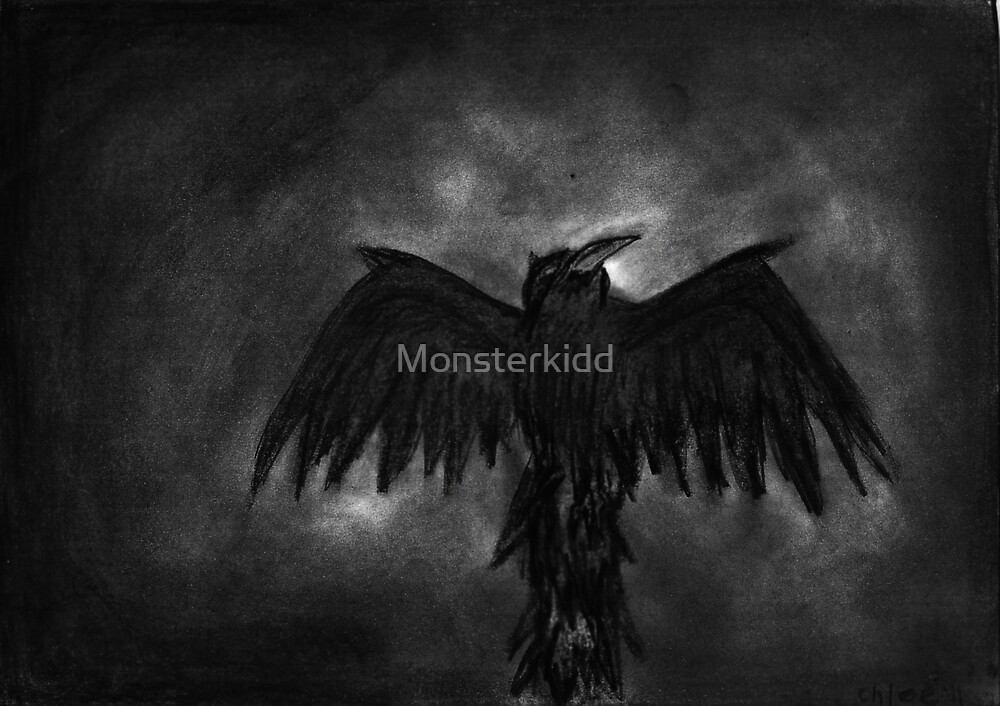 Nevermore by Monsterkidd