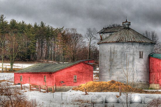 Milford Farm by Monica M. Scanlan