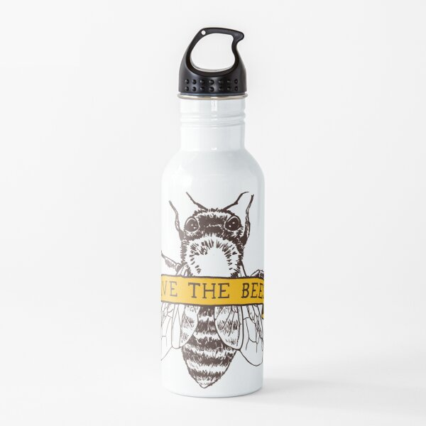 Save The Bees! Water Bottle