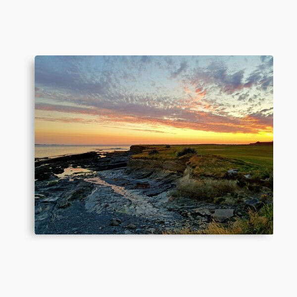 Band of Gold Canvas Print