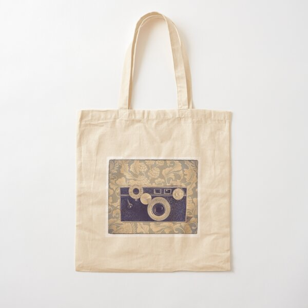 Argus Camera - Vintage Color Cotton Tote Bag