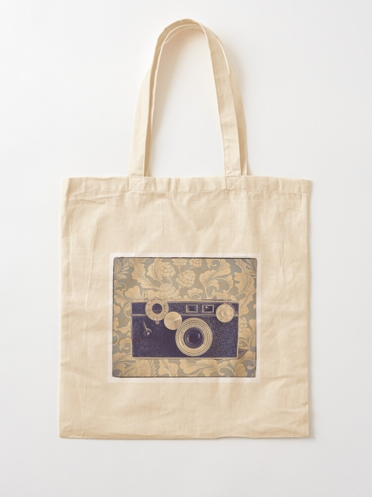 Alternate view of Argus Camera - Vintage Color Tote Bag
