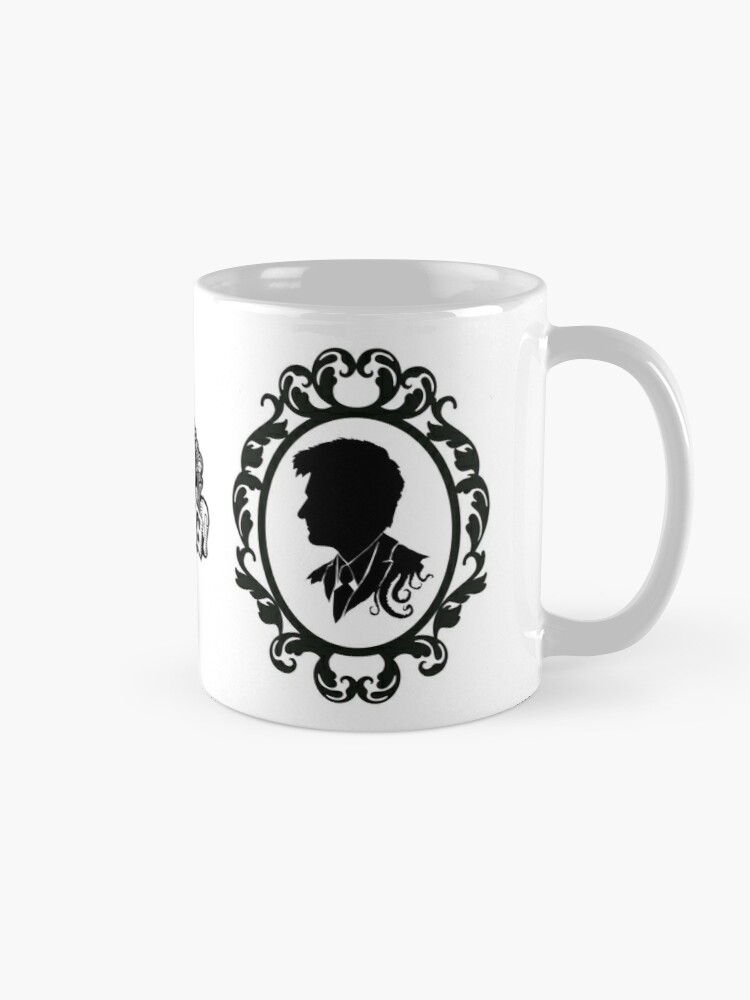Alternate view of Odd Tonic Silhouette for Mugs and Cups Mug