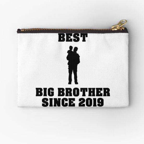 Best big brother since 2019 gift ideas Zipper Pouch