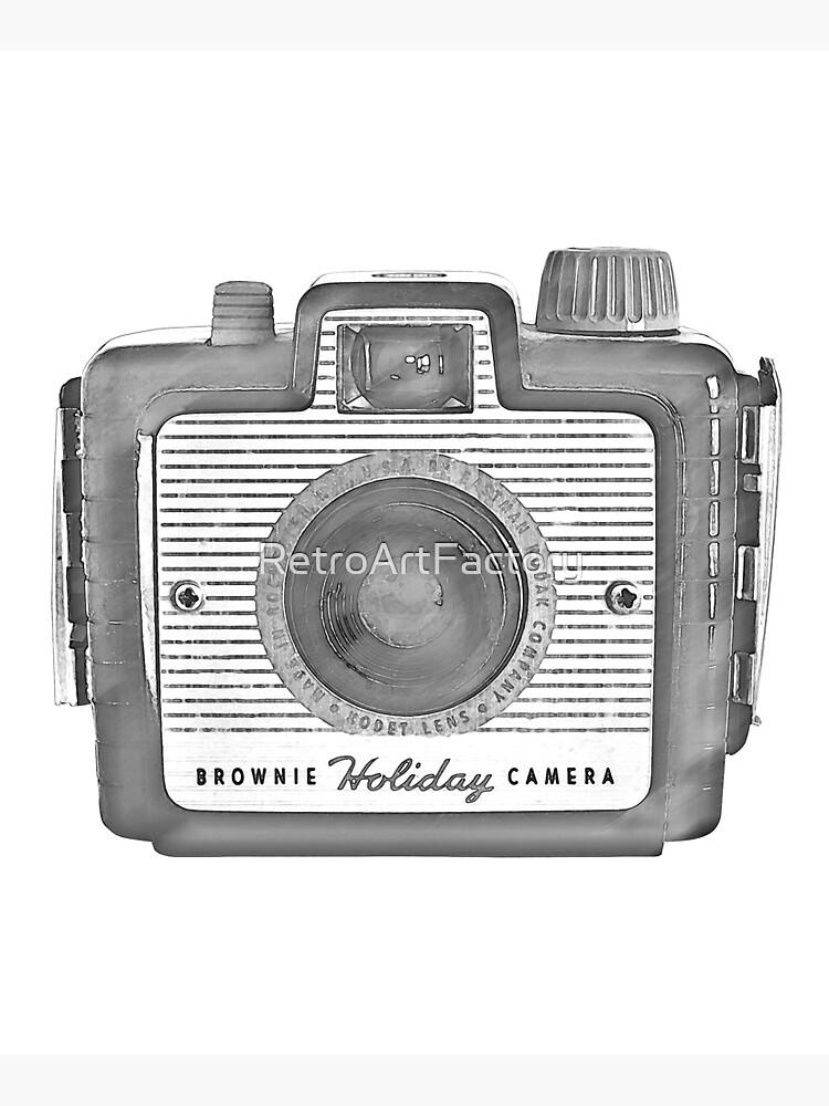 Brownie Holiday Camera by RetroArtFactory