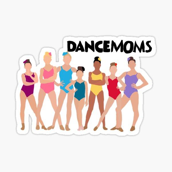 Dance Moms Sticker