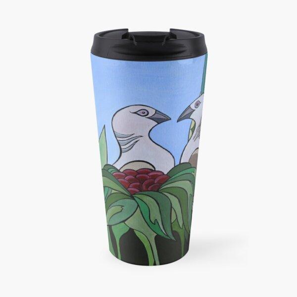 Two Turtle Doves Travel Mug
