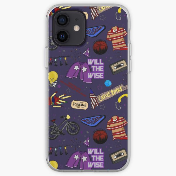 Will Byers character collage  iPhone Soft Case