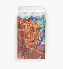 The Atlas of Dreams - Color Plate 235 Duvet Cover