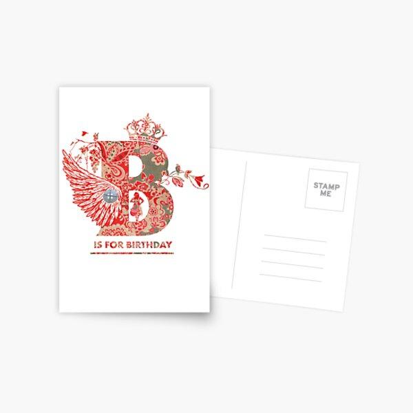 sweet birthday card Postcard