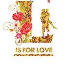 Love a little by Narelle Craven