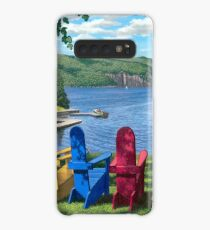 """Harbor View"" by Reed Prescott Case/Skin for Samsung Galaxy"
