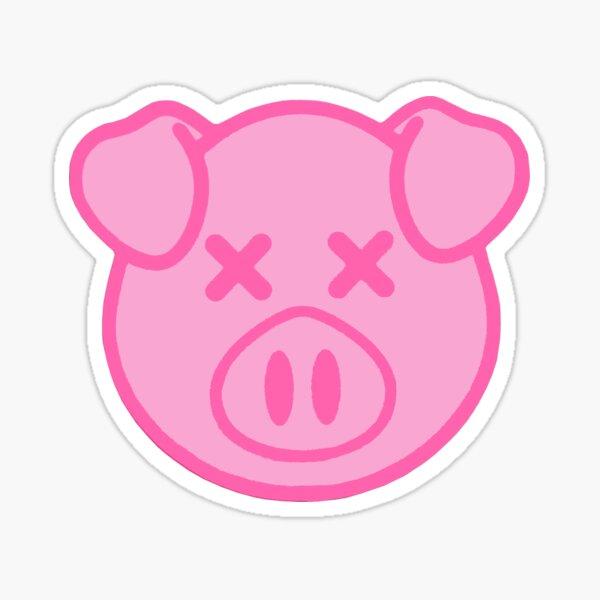Shane Dawson Pig Sticker
