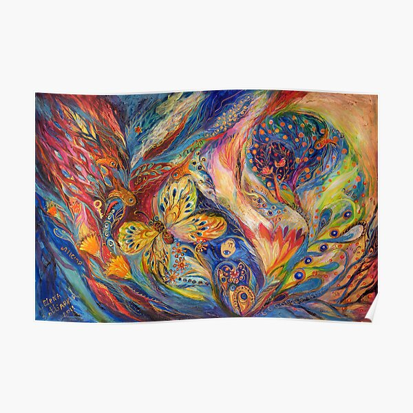 The Chagall Dreams Poster