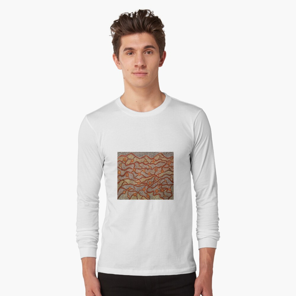 Majestic Mountains Long Sleeve T-Shirt