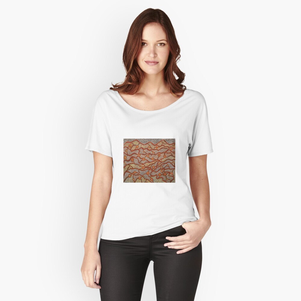 Majestic Mountains Relaxed Fit T-Shirt
