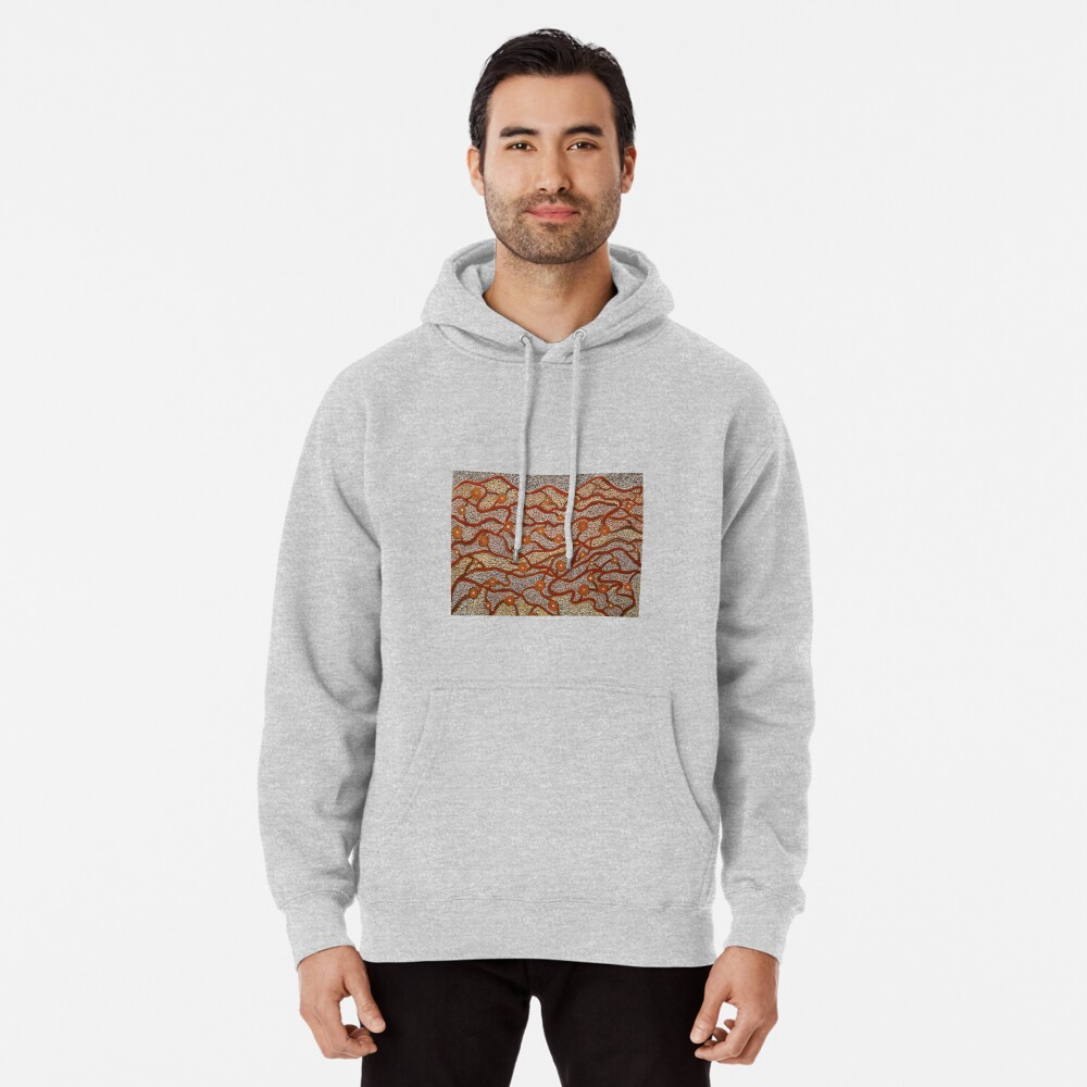 Majestic Mountains Pullover Hoodie
