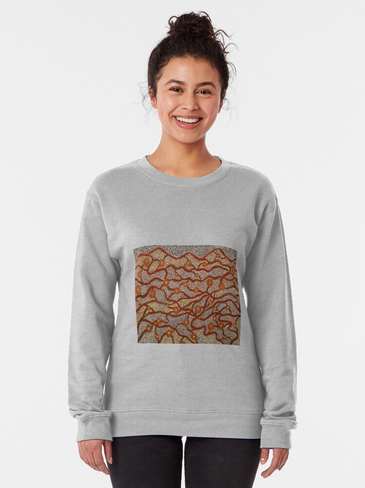 Alternate view of Majestic Mountains Pullover Sweatshirt