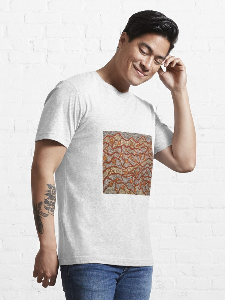 Alternate view of Majestic Mountains Essential T-Shirt