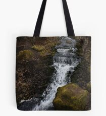 Botanic Burn Tote Bag