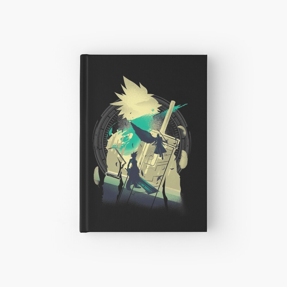 Ex-Soldier of the VII ver 2 Hardcover Journal