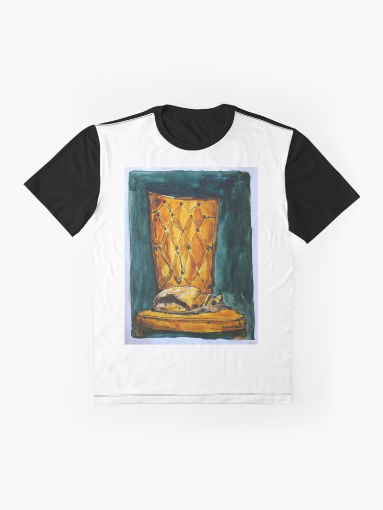 Alternate view of for Autumn Graphic T-Shirt
