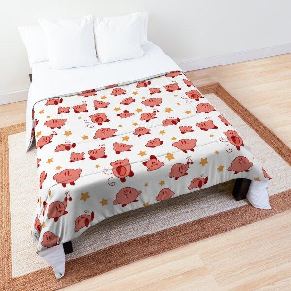 Kirby Pattern Comforter