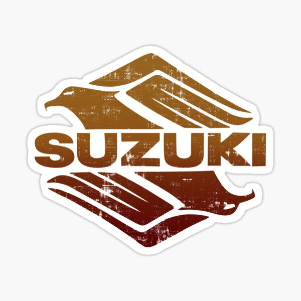 Suzuki Intruder Sticker