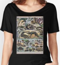 Adolphe Millot Reptile Women's Relaxed Fit T-Shirt