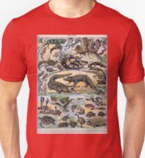 Adolphe Millot Reptile T-Shirt