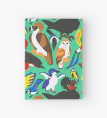 To Feather, But Not to Scale Hardcover Journal