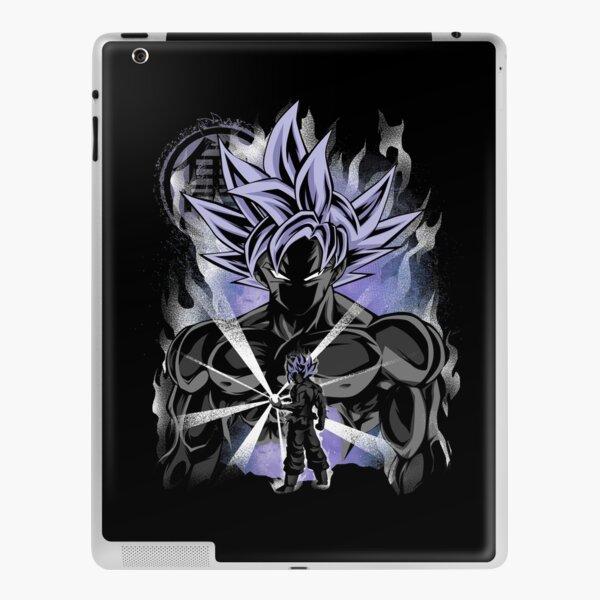 Dragon Ball Z Ultra-Instinct Hero iPad Skin