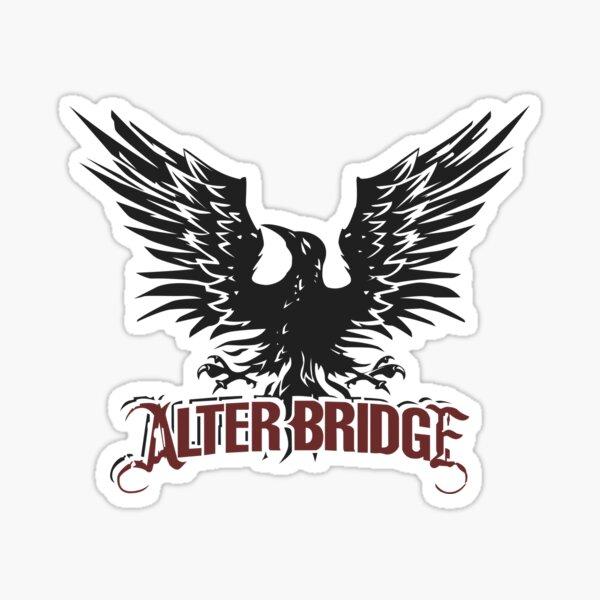 jaket  alter bridge Sticker