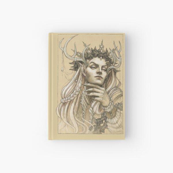 Fairy King Hardcover Journal