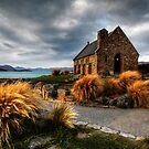 Church of the Good Shepherd, Lake Tekapo by Christopher Meder Photography
