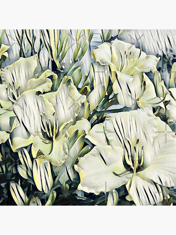 Paper Tiger Lilies by KarleighBon