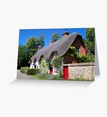 A Quiet Place in the Country Greeting Card